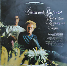 "LP  Simon & Garfunkel  ""Parsley Sage, Rosemary and Thyme"""
