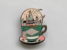 Harry Potter Fantasy Honeydukes Candy Shop Teacup Pin