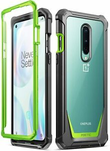 For OnePlus 8 Case | Poetic® [Dual Layer] Shockproof Cover with Screen Protector