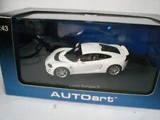 AUTO ART - 1 43 - LOTUS EUROPA S WHITE