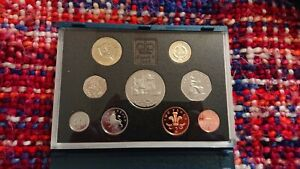 1996 UK Proof Coin Set