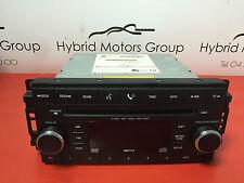 RADIO CD PLAYER DODGE NITRO JEEP WRANGLER REF 05064924AG
