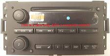9-7X CD MP3 radio FACE.Have worn stereo buttons? Solve it with this part.2005-09