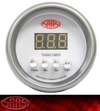 TURBO TIMER SAAS DIGITAL GAUGE NISSAN GQ GU PATROL NAVARA D22 D40 4X4 4WD