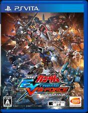 Mobile Suit Gundam EXTREME VS-FORCE PS Vita Bandai Namco PlayStation Vita Japan