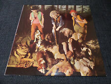 """JETHRO TULL Ian Anderson signed Autogramm auf """"THIS WAS"""" Vinyl Platte InPerson"""