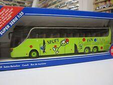 Siku Setra Reisebus Coach, Sport Fun, 3729, 1:55, neu in OVP, siehe 12.Fotos