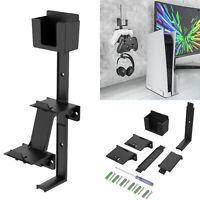 For PS5/PS4/XBox One/Switch Controller Wall Mount Storage Bracket Headset Holder