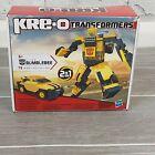 New Kre-o Kreo Transformers Bumblebee 31144 2 In 1 Hasbro