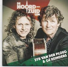 Syb Van Der Ploeg&Ge Reinders-De Noord Zuid Lijn cd maxi single cardsleeve