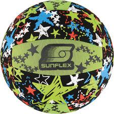 Ball Glow 5 Volleyball Wasserball Neoprenball 20cm von Sunflex