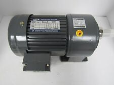 Cpg Induction Motor 120302221 1/2Hp 400W 3Ph 60Hz 240/480V 1730Rpm 4Pole