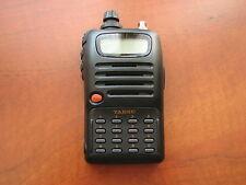 Professional rugged Yaesu Vertex Standard VX10 FTT15 VHF transceiver wo. battery