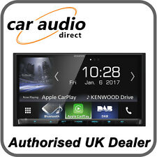 "KENWOOD DMX-7017DABS 7"" Multimedia System BT USB DAB Android Auto Apple CarPlay"