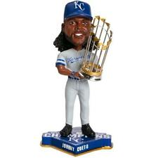 Johnny Cueto Kansas City Royals World Series (2015) Bobblehead MLB