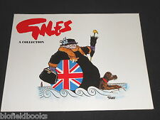 GILES ANNUAL 46: 46th Series  Political & Satirical Cartoons, Published 1992-1st