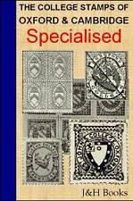 THE COLLEGE STAMPS OF OXFORD & CAMBRIDGE Specialised GB Locals - CD