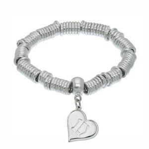 One Direction Loop Charm Bracelet (100% Official Merchandise)