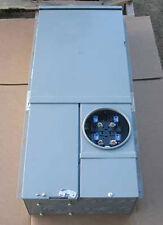 New Square D SC816F200F 200 Amp MCB 120/240VAC 1PH 8SP Panelboard N3R