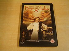 DVD / BEING JULIA ( ANNETTE BENING, JEREMY IRONS )