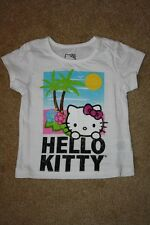 Size 2T NWT TODDLER GIRLS HELLO KITTY TEE