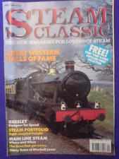 STEAM CLASSIC - April 1990 #1 ***FIRST ISSUE***