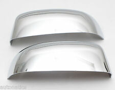 Chevy Colorado/GMC Canyon 2004 - 2012 TFP Chrome Mirror Cover Set (Top Half)