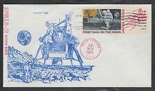 1969 US space cover - Doc's Local Post APOLLO 12 Moon Landing