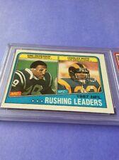 1988 Topps Rushing Leaders #217 PSA 9(OC)