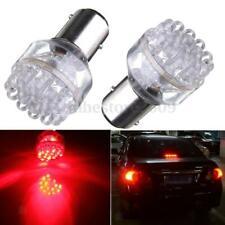 Red 1157 LED BAY15 Car Tail Stop Braking Lights Bulbs Lamps 12Volt