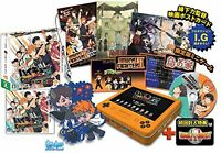 Brand new Nintendo 3DS Haikyu !! Cross team match! Cross Game Box Bandai Namco
