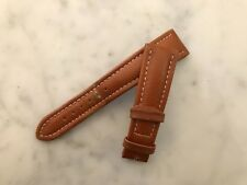 Watch Strap Correa BREITLING 20 mm Brown Leather - Usada Used