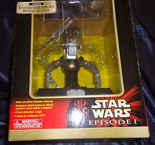Star Wars # 3 Destroyer Droid Room Alarm, Episodio 1, Excelente Regalo