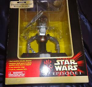Star Wars #3 Destroyer Droid Room Alarm, Episode 1, great gift