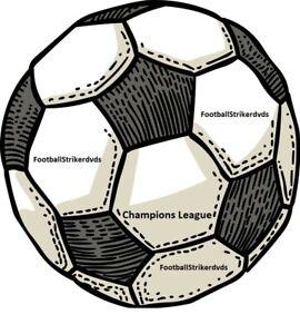 2022 Champions League GRP B Liverpool vs AC Milan DVD
