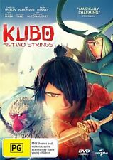 Kubo And The Two Strings (DVD, 2016) (Region 4) Aussie Release
