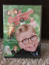 """BRAND NEW FACTORY SEALED Classic """"A Christmas Story"""" DVD - FREE SHIP!"""
