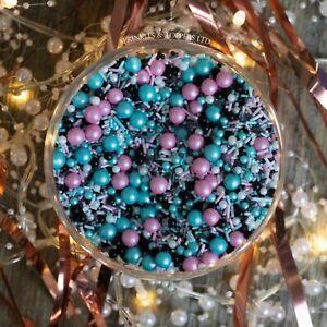Time After Time Sprinkles Mix Cupcake / Cake Decorations ~ tiktok