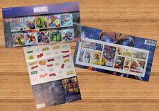 Marvel Comics Postage Stamps UK March 2019 - Presentation pack