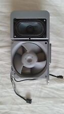 Apple Power Mac G5 A1047 front case fan with speaker assembly p/n: 603-5509-B
