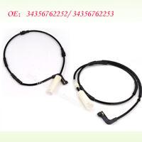Set Brake Pad Sensor for BMW E90 E91 E92 E93 116i 3-Series 34356762252 6762253