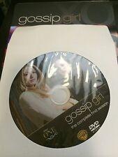 Gossip Girl - Season 1, Disc 1 REPLACEMENT DISC (not full season)