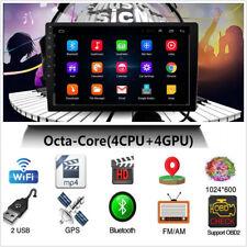 """Ultra-Delgada Android 8.0 10.1"""" 1080P 4CPU + 4GPU 1+16G radio estéreo de coche GPS WIFI"""