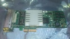 Quad port GigaBit 1000 Mbps Ethernet PCI-E x4 HP NC364T 435506-003 436431-001 LPB