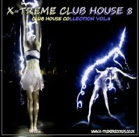 X-TREME CLUB HOUSE 8 - 2011 DJ CLUB REMIX CD - *LISTEN*