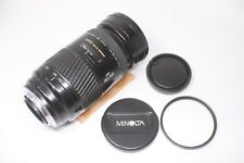 Minolta AF APO TELE ZOOM 100-400mm F/4.5-6.7 Lens for Sony A Mount Made In Japan