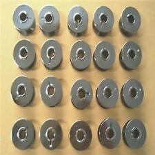 20 Bobbins For Singer 15K30, 16, 31, 31-15, 44, 331K Class Sewing Machines