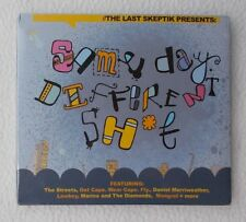 The Last Skeptik Presents : Same Day Different Sh*t ~ Brand New & Sealed CD