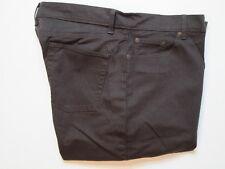 L L Bean Womens Jeans Size 20 MT Inseam 32 Brown Classic Fit #K1