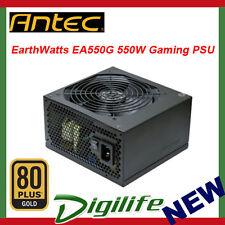 Antec EarthWatts EA550G PRO 550W Gaming PSU 80+ Gold Semi-Modular PSU